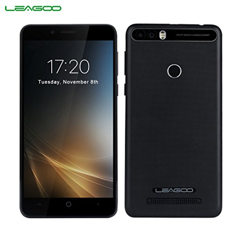 LEAGOO KIICAA POWER - 5.0'' Android 7.0 Smartphone 3G