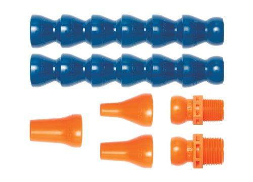 FR Loc Acetal Copolymer Kühlmittel Schlauch Montage-Kit, 7-teilig