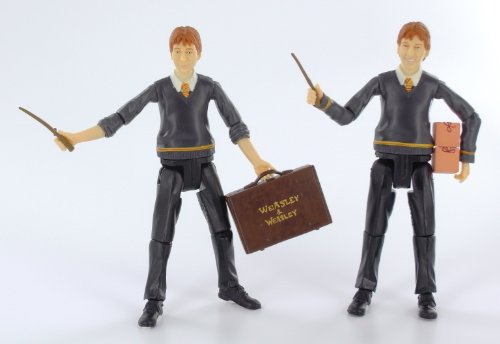 figurine harry Potter Fred et George weasley