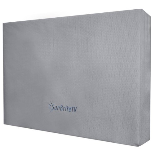 46 In. Outdoor Dust Cover for 46 In. TV with Non-Articulating Mount by SunBriteTV (46 Outdoor-tv)