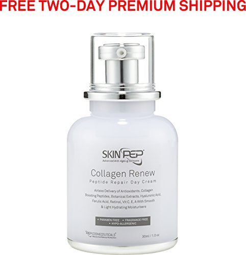 SkinPep Collagen Renew - Peptide Repair Day Cream
