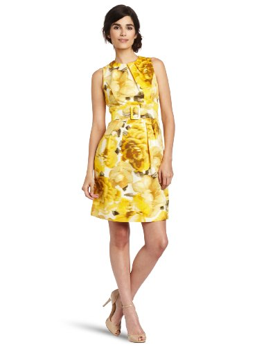 Eliza J Women's Vintage Floral Dress