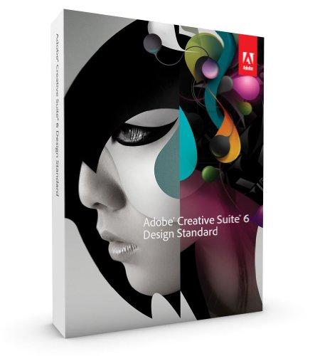 Adobe Creative Suite 6 Design Standard Upgrade von CS5 englisch