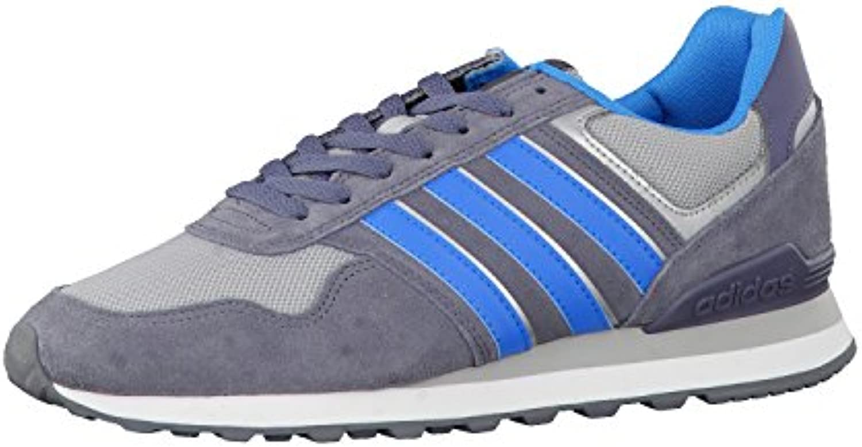 adidas 10K - Zapatillas deportivas para Hombre, Gris - (ONIX/AZUSOL/ONICLA) 49 1/3