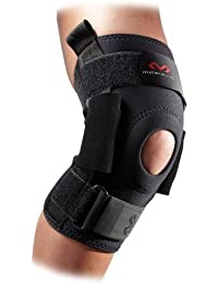 McDavid Level 3 Knee Brace w/ polycentric hinges (Black, XX-Large) by McDavid