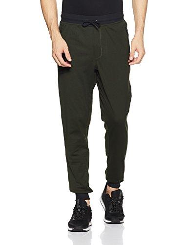 Under Armour Sportstyle Tricot Jogger, Pantaloni Uomo, Verde (Artillery Green 357), XS