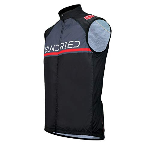 Zoom IMG-1 sundried pro cycling gilet leggero