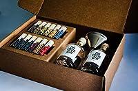 Donner du goût à vos apéros ! Avec Do Your Gin, soyez créatif et développez votre propre gin aux arômes variés selon vos goûts, grâce à des épices de première qualité. Le kit Do Your Gin contient tous les ingrédients pour créer votre propre gin artis...