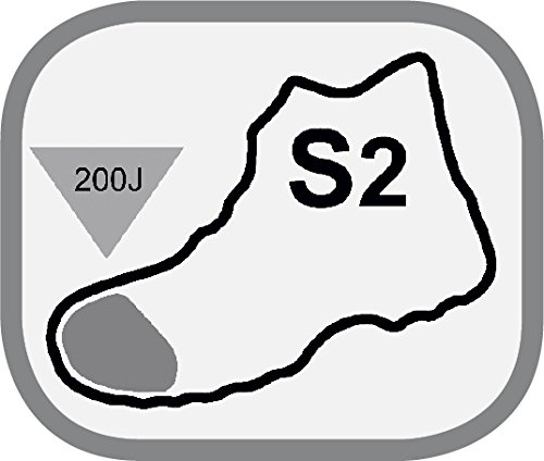 Sixton peak vERONA sicherheitsschuh-mixte-blanc Blanc - blanc