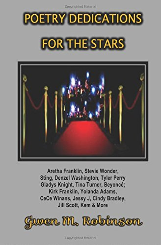 Poetry Dedications For The Stars: Poems of Appreciation