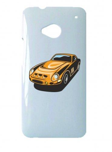 Smartphone Case Hot Rod Sport carrello auto d epoca Young Timer shellby Cobra GT muscel Car America Motiv 9713per Apple Iphone 4/4S, 5/5S, 5C, 6/6S, 7& Samsung Galaxy S4, S5, S6, S