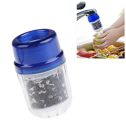 LTAYZ Filtro da Cucina Carbone Attivo Rubinetto filtrante per Acqua Pesante Filtro Anti ruggine per sedimenti