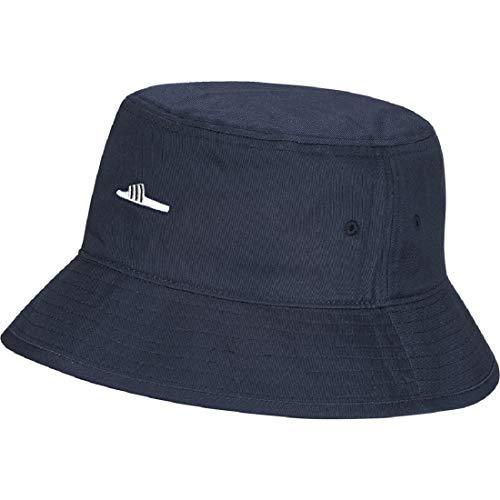 adidas Adilette Bucket Hat Fischerhut (one Size, Navy)