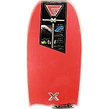 Flood Dynamx Eps Str BB W/Stringer Bodyboard, Unisex Adulto, Rojo, 41