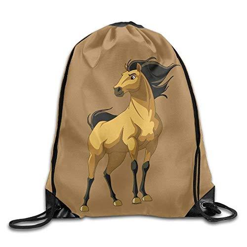 Etryrt Prämie Turnbeutel/Sportbeutel, Snakeskin Print Drawstring Backpack Rucksack Shoulder Bags Gym Bag Sport Bag