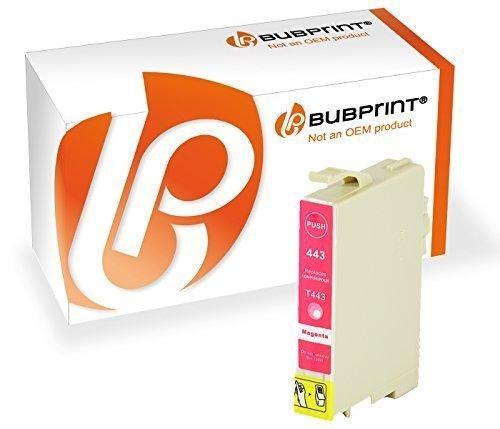 Preisvergleich Produktbild Bubprint Druckerpatrone kompatibel für Epson T0443 magenta