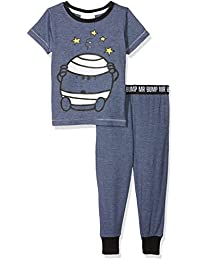 Mr Men Boy's Mr Bump Pyjama Sets