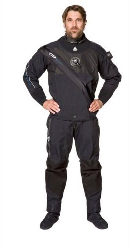 Waterproof D9 Breathable Herren Trockentauchanzug (L)