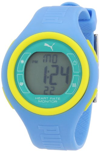 Puma Women's Quartz Watch A.PU910541013 with Plastic Strap