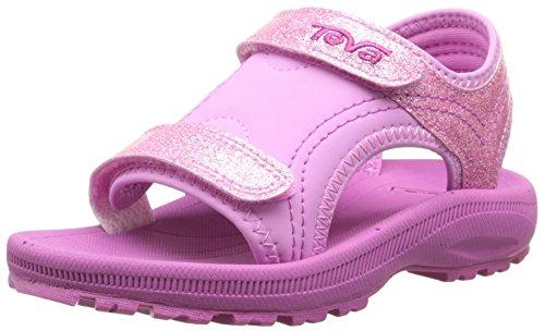 Teva T Psyclone 4 Sandálias Menina E Esportes Ao Ar Livre-de-rosa - Rosa (pglt)