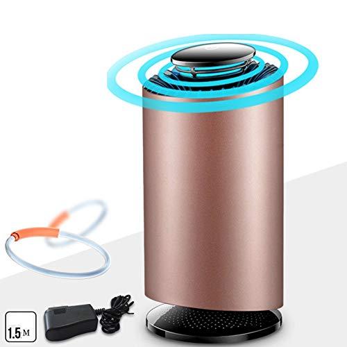 AtR Control DE PLAGAS Dióxido de Carbono Lámpara eléctrica para Matar Mosquitos Repelente de Insectos Luz, lámpara Anti-Mosquitos electrodomésticos Dispositivo eléctrico para Matar Mosquitos y enchuf