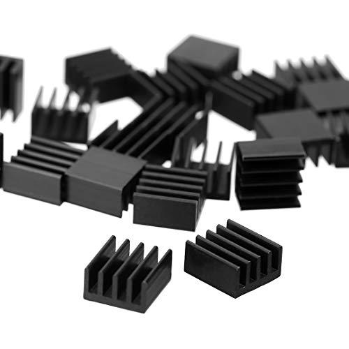 6 Stücke Kühlkörper Kit Für Himbeer Pi ss