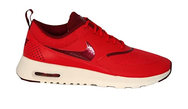 huge discount 632e7 0f05f Nike Women s Air Max Thea Running Shoes Pink Size  9.5  Amazon.co.uk  Shoes    Bags