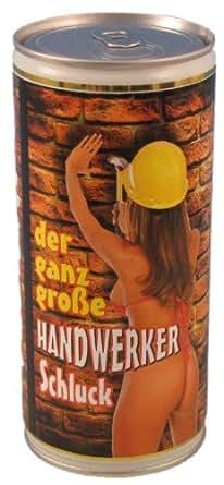 """Faxe Bierdose XXL """"Heimwerker-Schluck"""" 1 Liter"""