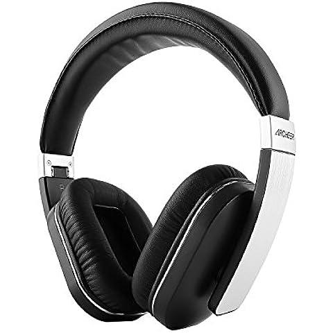 Auriculares Bluetooth, Archeer Auriculares Inalámbricos Estéreos, Auriculares de Diadema, Diseño Cómodo para Phone 7/7p, Samsung Galaxy S7/edge, LG G5 y Otros dispositivos de