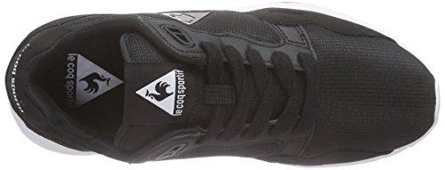 Le Coq Sportif Lcs R900 Unisex, Sneakers basses mixte adulte Schwarz (Black)