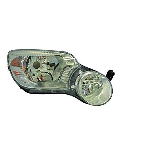 Scheinwerfer Halogen rechts Yeti Bj. 09->> H7/H4