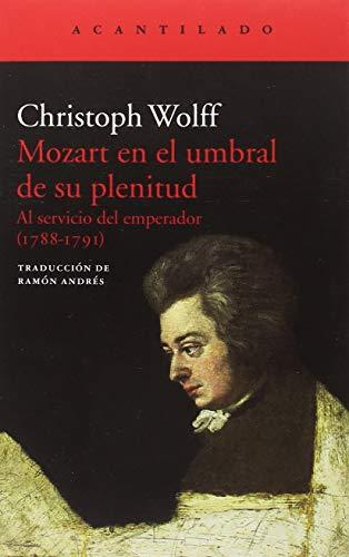 Mozart en el umbral de su plenitud (El Acantilado)