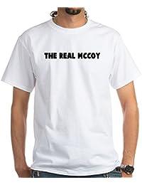 CafePress Real McCoy White T-Shirt - 100% Cotton T-Shirt