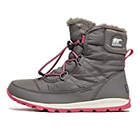 Sorel Children Unisex Boots, Youth Whitney Short Lace