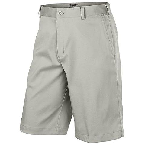 Nike Hommes Devant Plat Tech Golf Shorts (40) de l'Os,