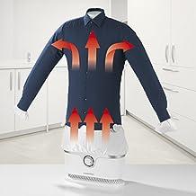 Automatischer Bügler für Hemden und Blusen, Bügelpuppe ( Trocknet und bügelt Kleidung automatisch in einem Schritt )
