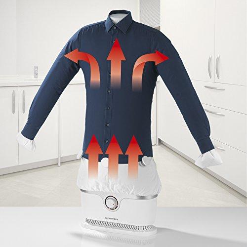 Plancha automática para camisas