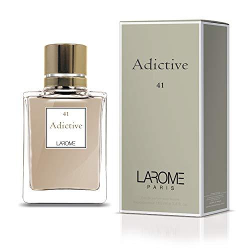 Perfume de Mujer ADICTIVE by LAROME 41F 100 ml