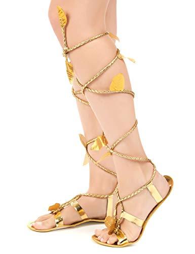 Generique - Römer-Sandalen für Damen - Kostüm Sandale