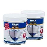 TITAN - Masilla epoxi baja densidad titan yate mate1l
