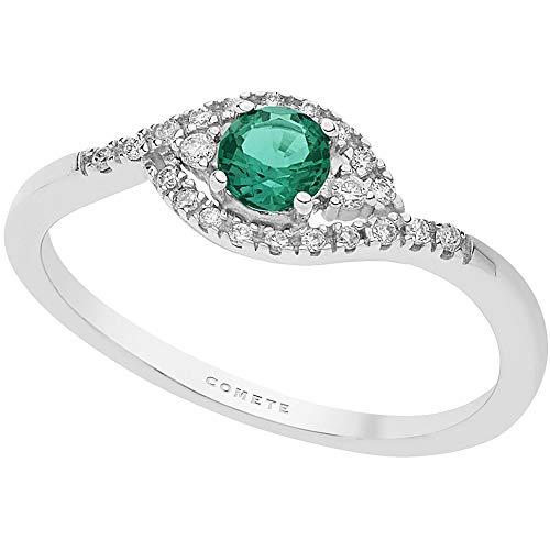 anello donna gioielli Comete Storia di Luce elegante cod. ANB 2364