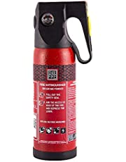 Ceasefire Powder Based Car & Home Fire Extinguisher (Red) - 500 gm
