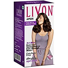 Livon Serum for Dry and Unruly Hair, 50ml