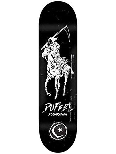 Unbekannt Skateboard Deck Foundation Duffel Reaper Polo 8.25 Skateboard Deck (Foundation Duffel)
