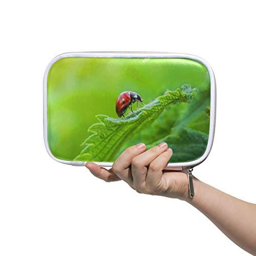 Funnyy Ladybug Ladybird - Estuche para lápices