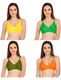 2e29a0c16c4e8 Yellows Women s Bras  Buy Yellows Women s Bras online at best prices ...