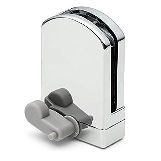 1 x Bottom Shower Door Hanger Rollers/guide/left hand/new replacement part J058