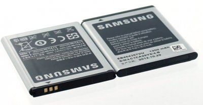 Image of Original Handy Akku Batterie für Samsung Galaxy Pocket Plus Original
