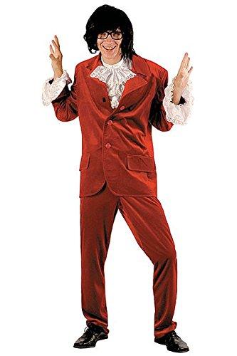 Kostüm Austin Power (Grande Kostüm Homme Taille)