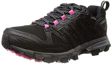 adidas Women's Trail Running Shoes Black Black: Amazon.co